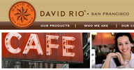 David Rio Cafe Locator
